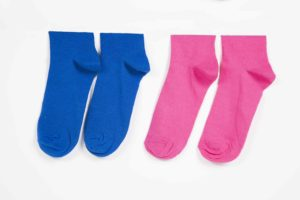Egal ob bunt oder schwarz: Die Business-Socken von SaferSox sind meine Favoriten.